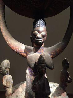 Yoruba Arugba Sango, Nigeria Didier Claes