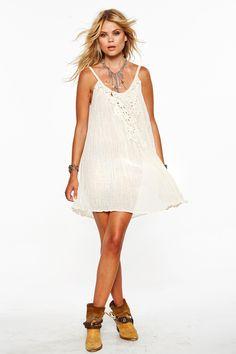 Sleeveless Dahlia Mini Dress - SPECIAL ORDER