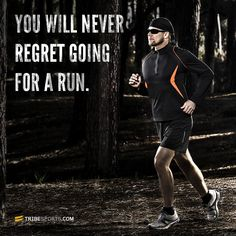 Go Running #tribesports #jointhetribe #challengeyourself #fitness #motivation #fitspo #inspiration #quote #body #improvement