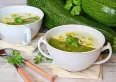 Błyskawiczna zupa krem z cukinii Polish Recipes, Polish Food, Ramen, Soup Recipes, Ethnic Recipes, Amigurumi, Polish Food Recipes, Soap Recipes