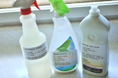 Homemade Cleaner Recipes   hand soap, laundry detergent, fabric softener, soft scrub, all-purpose cleaner, oven cleaner, window cleaner, shampoo, conditioner, deodorant, body wash and toilet bowl cleaner