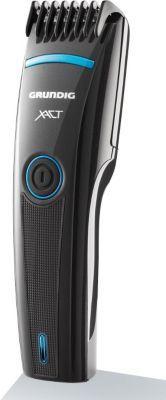 GRUNDIG Haar & Bartschneider mit hochwertiger, extra scharfer und wartungsfreier Schneidsatz aus Edelstahl für einen exakten, unkomplizierten Haar- und Bartschnitt. https://www.plus.de/p-1528394000?RefID=SOC_pn