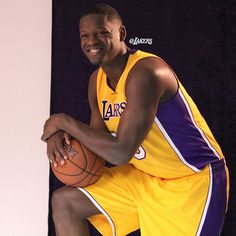 Julius Randle 1st photoshoot with the Lakers
