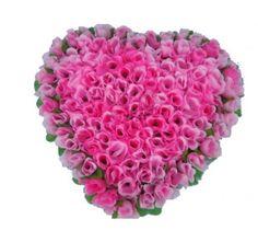 An Elegant Pride with Pink Roses
