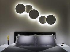 Vibia Wandleuchten Leuchte Puck Wall Art | Designbest