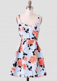 Queen's Garden Dress By MINKPINK