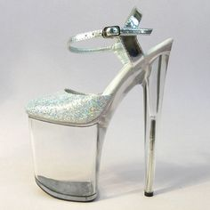 Evening wear high heels, 20cm super thick waterproof platform baotou leisure waterproof platform Dance Shoes