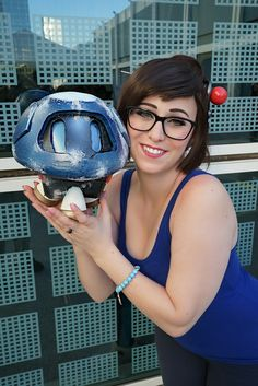 Mei from Overwatch by Miss Sarah Jeanne