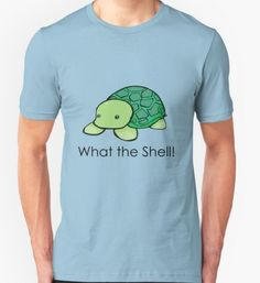 This shell-shocked shirt. | 22 Things Every Turtle Lover Needs In Their Life