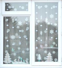 Christmas Window
