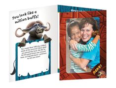 Follow-Up Foto Frames - Pack of 10 - Roar VBS by Group