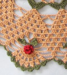 Crochet Love I am pleased to share this free pattern with you; this doily was named for my mother, Mavanee Joann, who loved roses and taught me how to. Crochet Stitches Free, Crochet Edging Patterns, Crochet Lace Edging, Crochet Mandala, Thread Crochet, Crochet Designs, Crochet Doilies, Crochet Flowers, Knitting Patterns