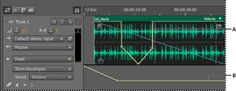 Adobe Audition Help   Automating mixes with envelopes (CS6)