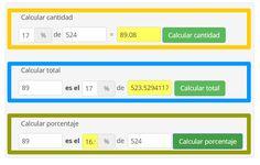 Calculadoras online útiles para nuestras operaciones cosméticas