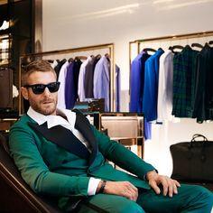 #LapoElkann Lapo Elkann: Lapo's Wardrobe for Gucci #gucci #collaborations #icon #style #italy #fridagiannini