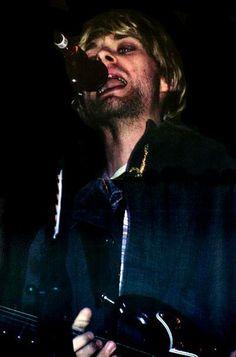 Nirvana/Kurt Cobain(1992).