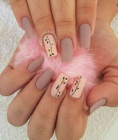 Spring Nails Spring Nails Nail art Nail ideas Nails Nails 2020 Nails 2020 dip Nails 2020 gel Nails acrylic Nails coffin Nails colors Nails designs 120 trending early spring nails art designs and colors 2019 page 41 style i want Stylish Nails, Trendy Nails, Cute Nails, My Nails, Best Acrylic Nails, Acrylic Nail Designs, Nail Art Designs, Gel Manicure Designs, Spring Nail Art
