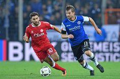 DSC verliert 0:1 gegen Aufsteiger Würzburg und rutscht auf Tabellenplatz 17 ab - stehen die Verantwortlichen nun weiter zu Trainer Rehm? +++ Arminia am Boden