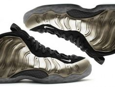 Nike Air Foamposite One Metallic Pewter for the Risky Foamposites Enthusiast