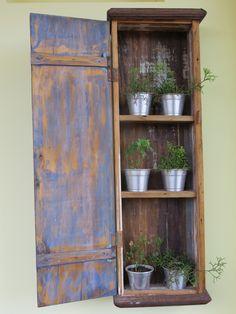 Armário de plantas - Plants wardrobe