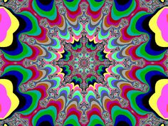 Psychedelic | STRANGE PSYCHEDELIC 3-D OPTICAL ILLUSION - ACTION GIF