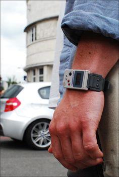 Nintendo Game Boy wristwatch