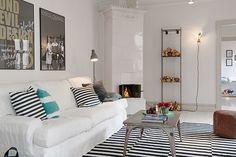 Home Shabby Home:Less is More - amo gli interni nordici