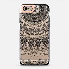 BOHO BLACK LACE by Monika Strigel for Casetify  Use the code qm2i9w (QM2I9W) to get $10 off your first order and enjoy free shipping worldwide! More cute cases in my store at Casetify - check for MONIKA STRIGEL to see my collection. Also for HTC, Samsung Galaxy, Blackberry and other devices! Just use the dropdown menue! #iphonecase #phonecase #transparent #cute #monikastrigelcases #iphone6 #samsunggalaxy #htc #blackberry #black #lace #illustration