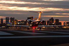 Bombardier Learjet 45 N607FX 45