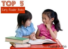 {Top 5 Early Reader Books} What would you add to this list?