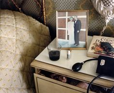 Larry Sultan, Pictures from Home, Nightstand
