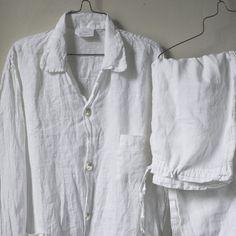 Cote Bastide linen perfect pyjamas