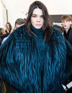 Kendall Jenner - Michael Kors Fall 2015