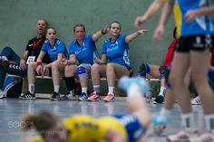 Handball#16 by allesimkasten For photography advice visit: www.amateurnikon.com