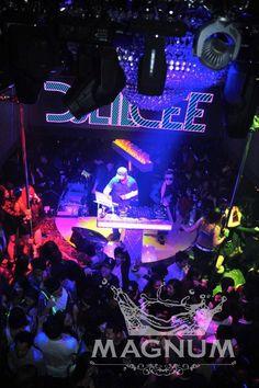 Clubbing @ MAGNUM CLUB's 2013.01.10 Magnum - Moët & Chandon Present DJ Lil Cee | Deluxe Party HK