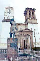 Parroquia Nuestra Señora de la Luz in Abasolo, Guanajuato, Mexico - Tour By Mexico ®  http://www.tourbymexico.com/guana/abasolo/abasolo.htm