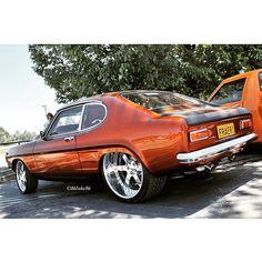 Summernats : Ford Capri Australian Muscle Cars, Aussie Muscle Cars, Nairobi, Mercury Capri, Ford Capri, Ford Classic Cars, Car Ford, Sexy Cars, Fast Cars
