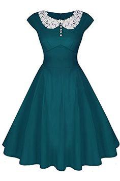 Smethsam Women's Classy Vintage Audrey Hepburn Style 1940... https://www.amazon.com/dp/B01J5B7LEC/ref=cm_sw_r_pi_dp_x_KStWxbP5NZE5W