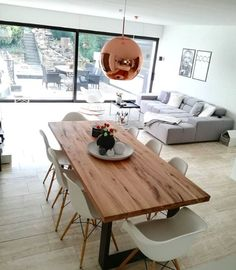 Affordable modern rustic dining room tips to decor Home Living Room, Interior Design Living Room, Modern Interior, Living Room Decor, Home Theather, Dining Room Design, Interior Inspiration, Home Decor, Kitchen