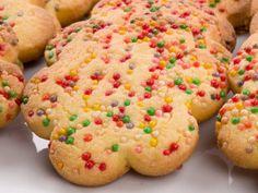 Venetian Carnival Cookie - Recipe