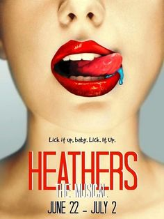 """By Bob Evans  Those who like the Winona Rider/Christian Slater dark comedy, Heathers will go corn nuts over Faust Theatre's new production, """"Heathers: The Musical,"""" darkly funny and resembling the cult classic movie.   #""""Heathers The Musical"""" #Arts Asylum #Faust Theatre #Kansas City Arts & Entertainment #Kansas City Performing Arts #Kansas City Theater"""