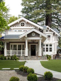light american heritage, exterior color scheme
