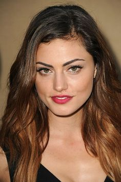 Originally from Sydney, Phoebe Tonkin now calls Los Angeles home. This brunette beauty has made it big with her starring role in Vampire Diaries.