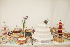 A Village Fete Themed Wedding Inspired by the Bride and Groom's Grandparents… | Love My Dress® UK Wedding Blog