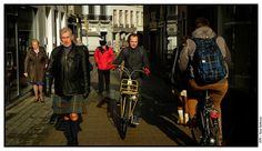 Gent (B) - Koestraat - 2015/02/23 - Wear your tartan like a man, not on your backpack! | by Geert Haelterman