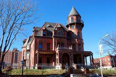 Krueger-Scott Mansion - Newark, New Jersey