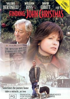 Finding John Christmas..... hard to find movie starring Peter Falk and Valerie Bertinelli