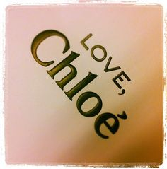 #ILOVECHLOE fan entry from @quiet_nights  #chloe #netaporter #fashion    'Love, Love Chloe'