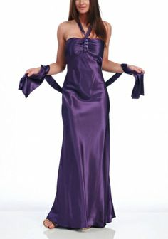 I like this dress except for the straps and the things on the arms! I luv the flowy and pretty look of the silk!