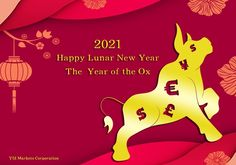 Welcoming the Lunar New Year with blessings; may every day hold happy hours for you.